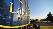 Lakehead Sign